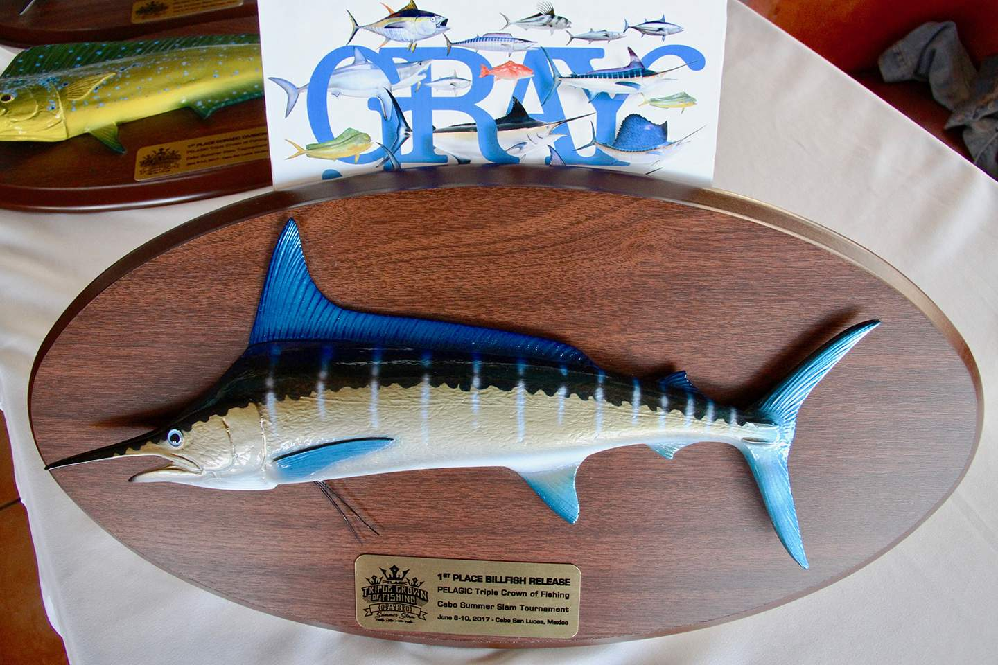 Pelagic Cabo Summer Slam Triple Crown 9