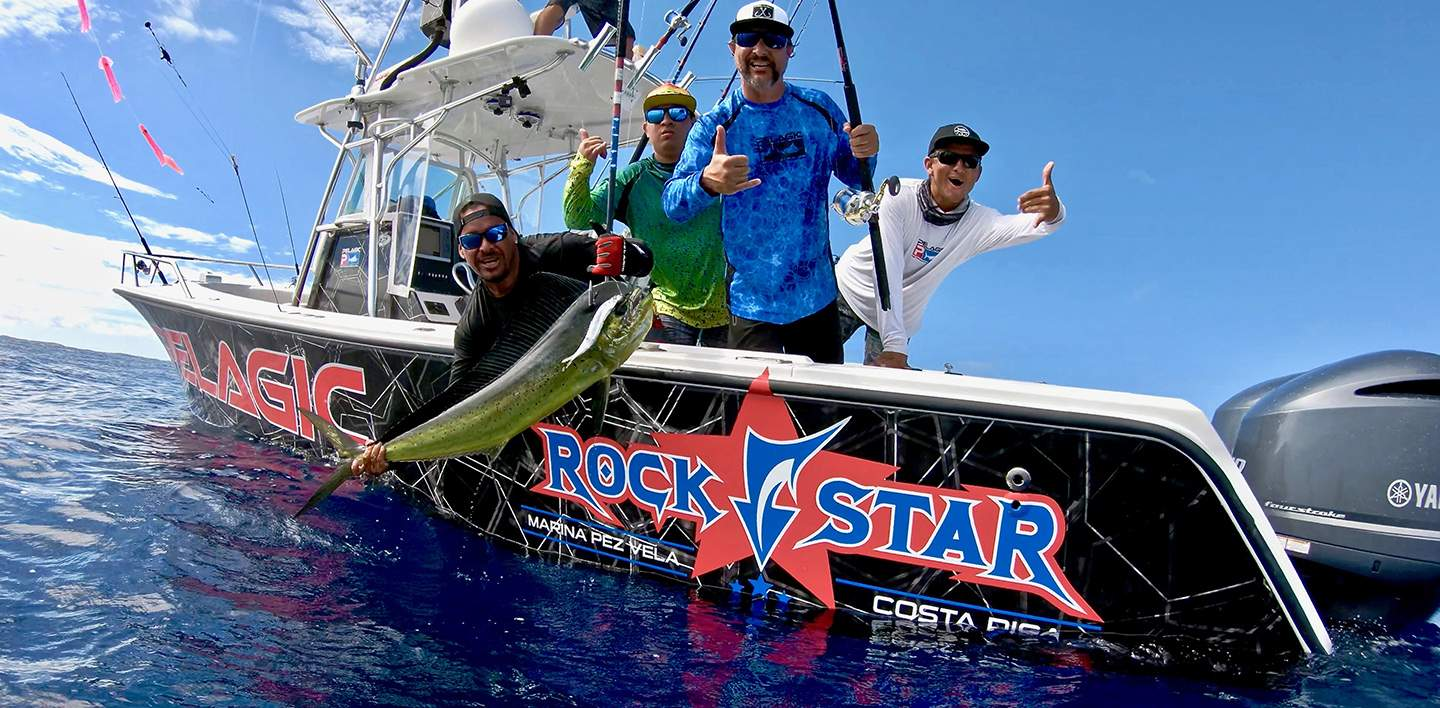 Pelagic Rockstar Offshore Fishing Tournament Costa Rica 7