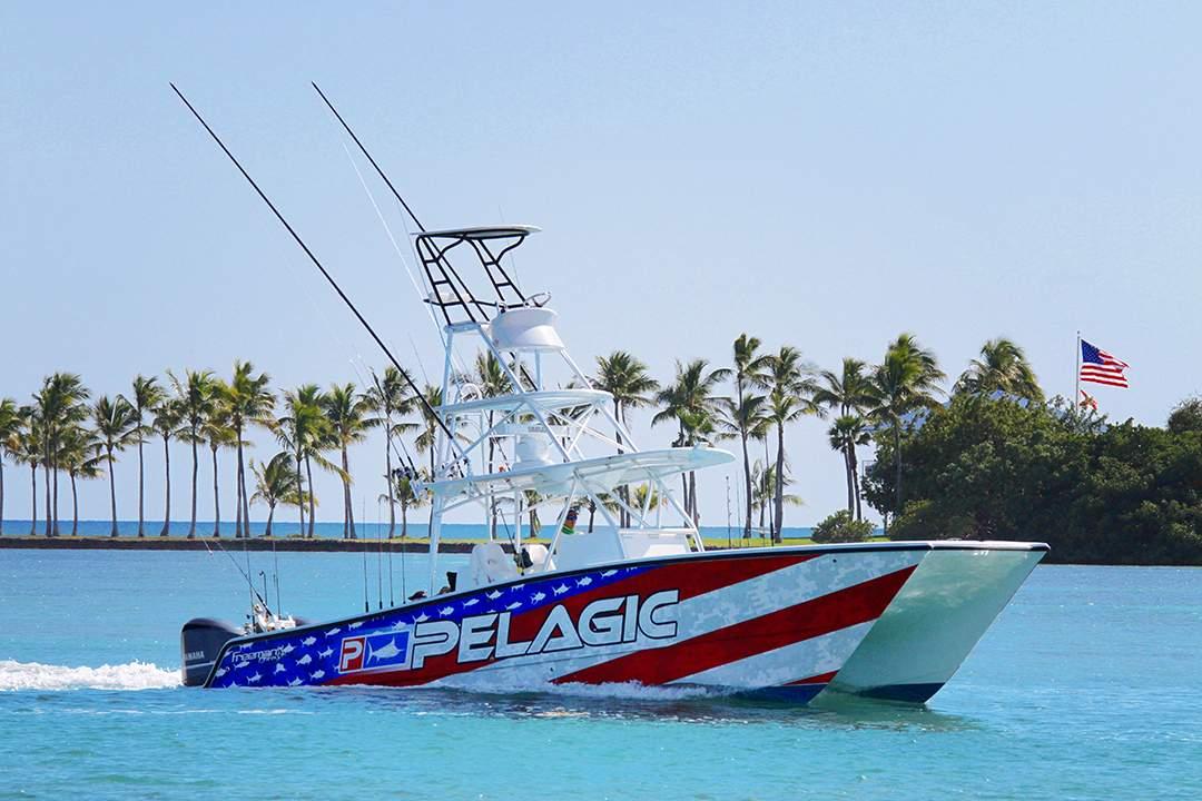 PELAGIC AMERICAN FLAG BOAT_Nick Stanczyk_Freeman