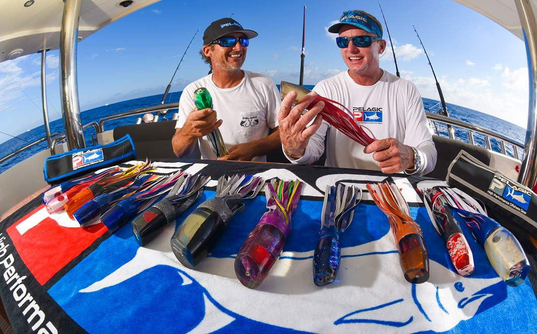 PELAGIC_Kevin Hibbard_Joey Birbeck_Lures_Bisbees 2017