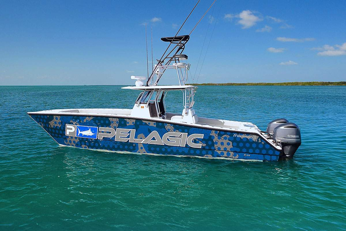 Pelagic Fleet Florida Keys Fishing Company Ambush Boat