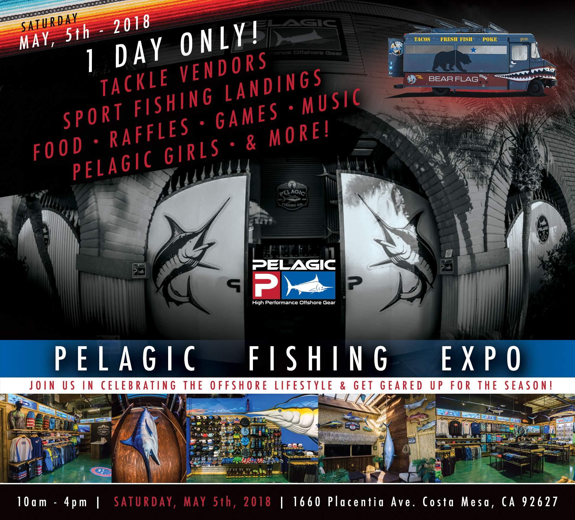 Pelagic Fishing Expo header