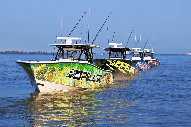 Pelagic Voodoo SPortfishing Gulf 14