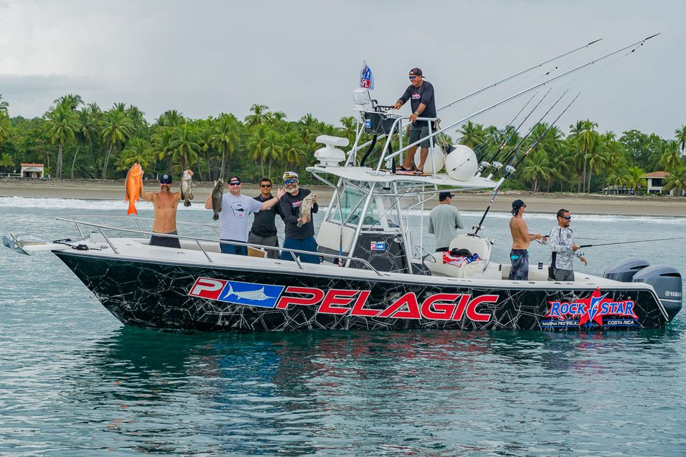 Pelagic Rockstar Offshore Fishing Tournament Costa Rica 108