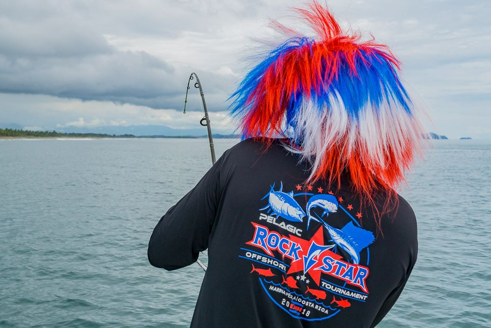 Pelagic Rockstar Offshore Fishing Tournament Costa Rica 110