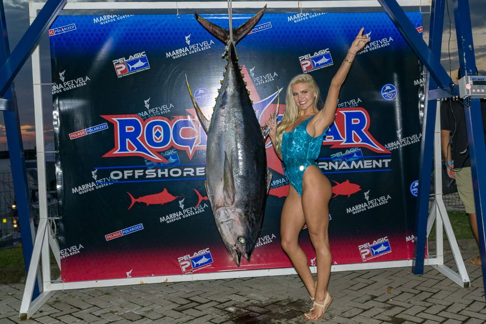 Pelagic Rockstar Offshore Fishing Tournament Costa Rica 111