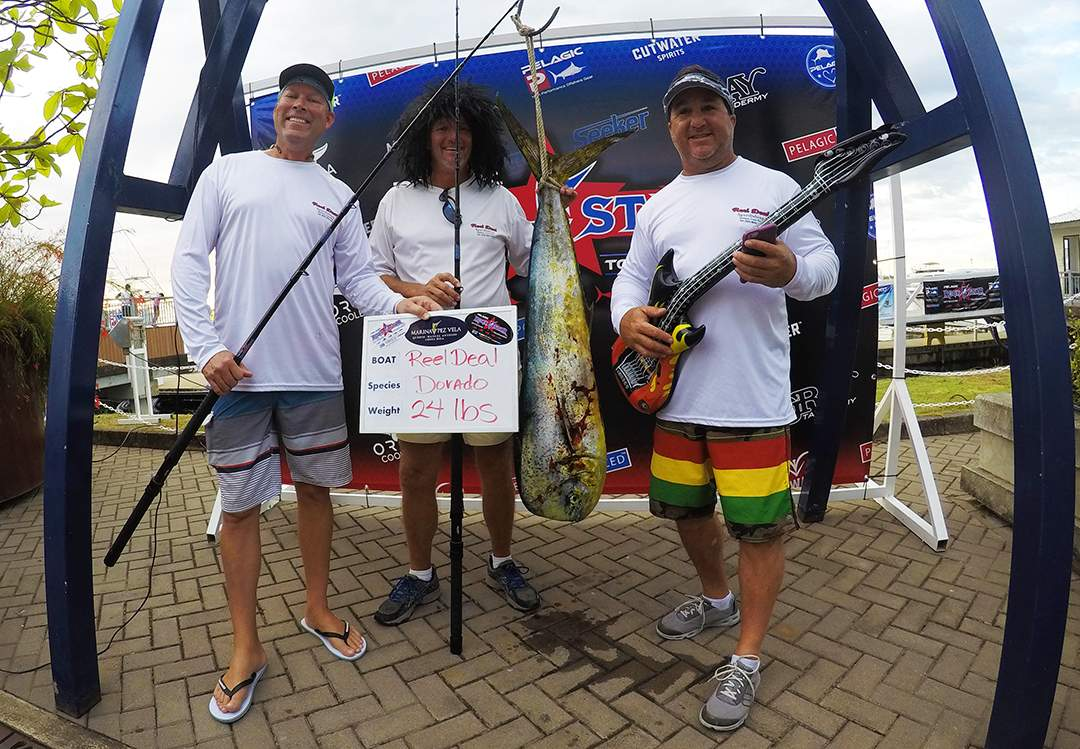 Dorado_Reel Deal_PELAGIC ROCKSTAR TOURNAMENT_Costa Rica