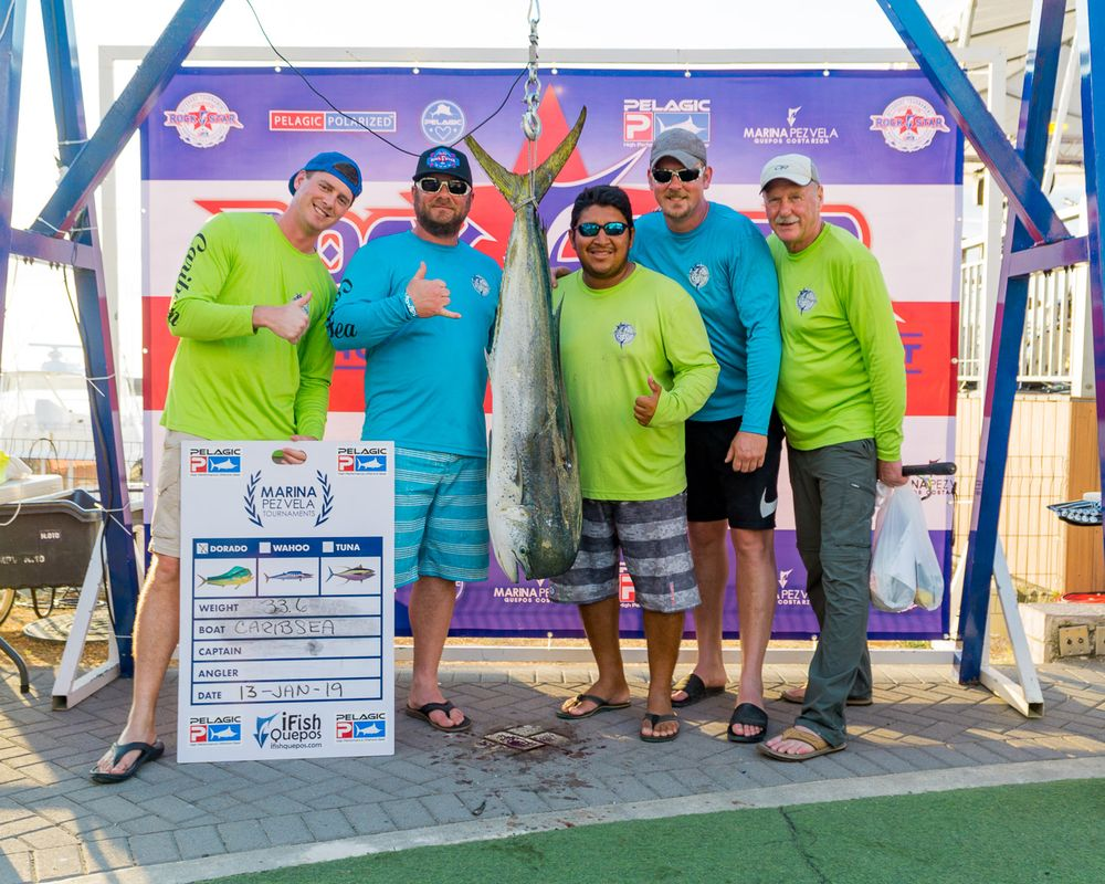 2019 Pelagic Rockstar Offshore Tournament Weigh In Day 2 -16