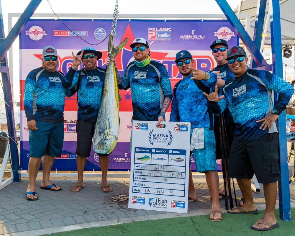 2019 Pelagic Rockstar Offshore Tournament Weigh In Day 2 -18
