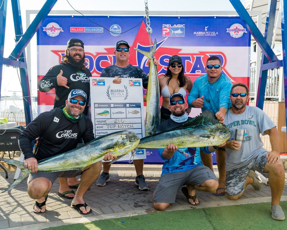 2019 Pelagic Rockstar Offshore Tournament Weigh In Day 2 -2