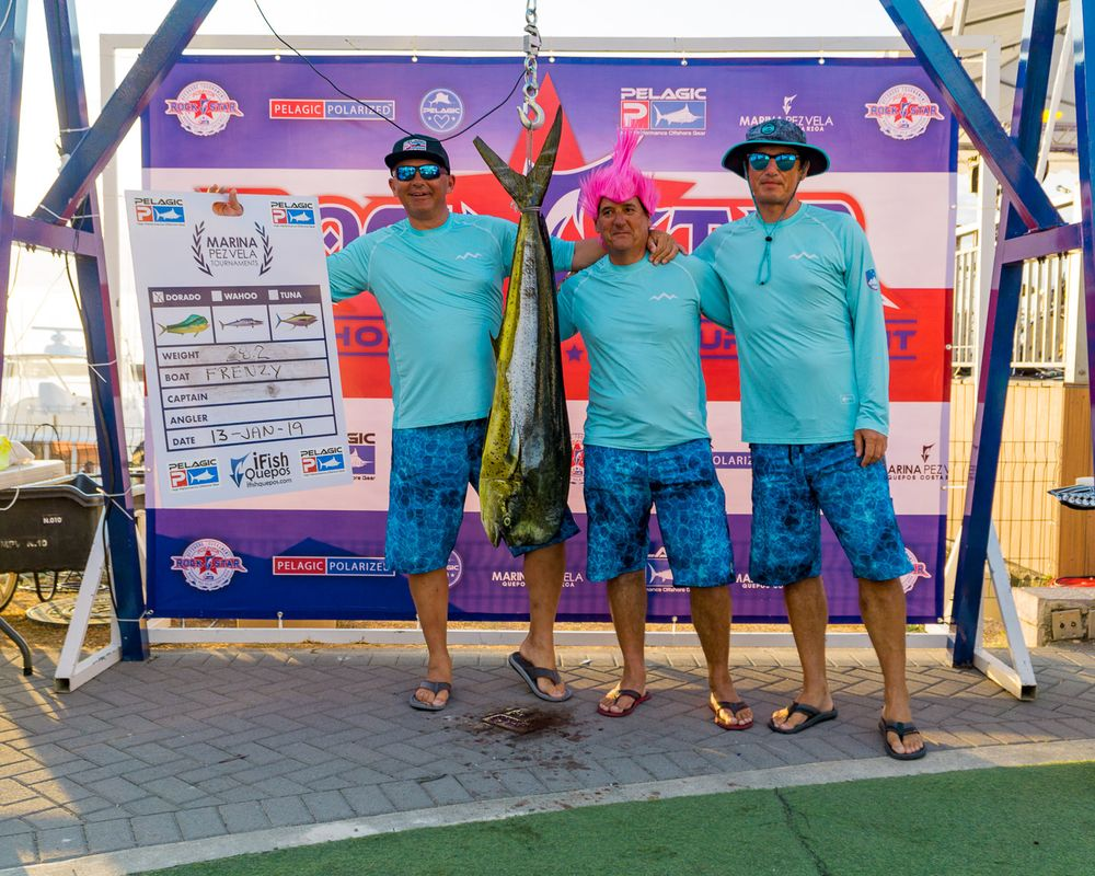 2019 Pelagic Rockstar Offshore Tournament Weigh In Day 2 -21