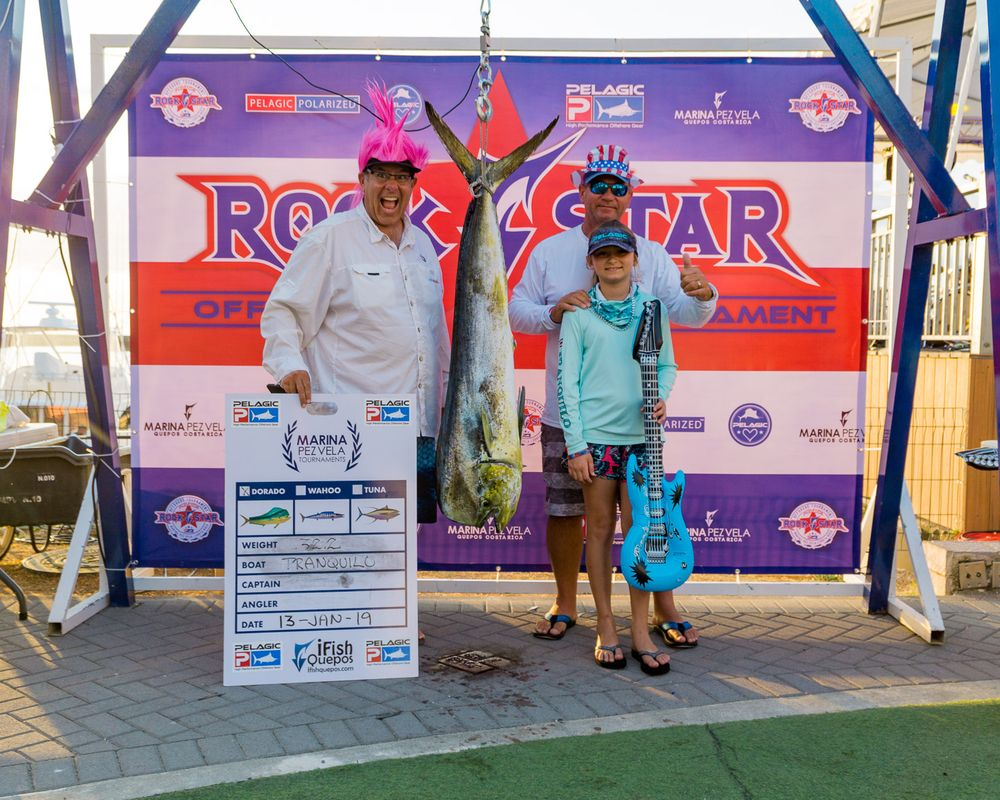 2019 Pelagic Rockstar Offshore Tournament Weigh In Day 2 -22