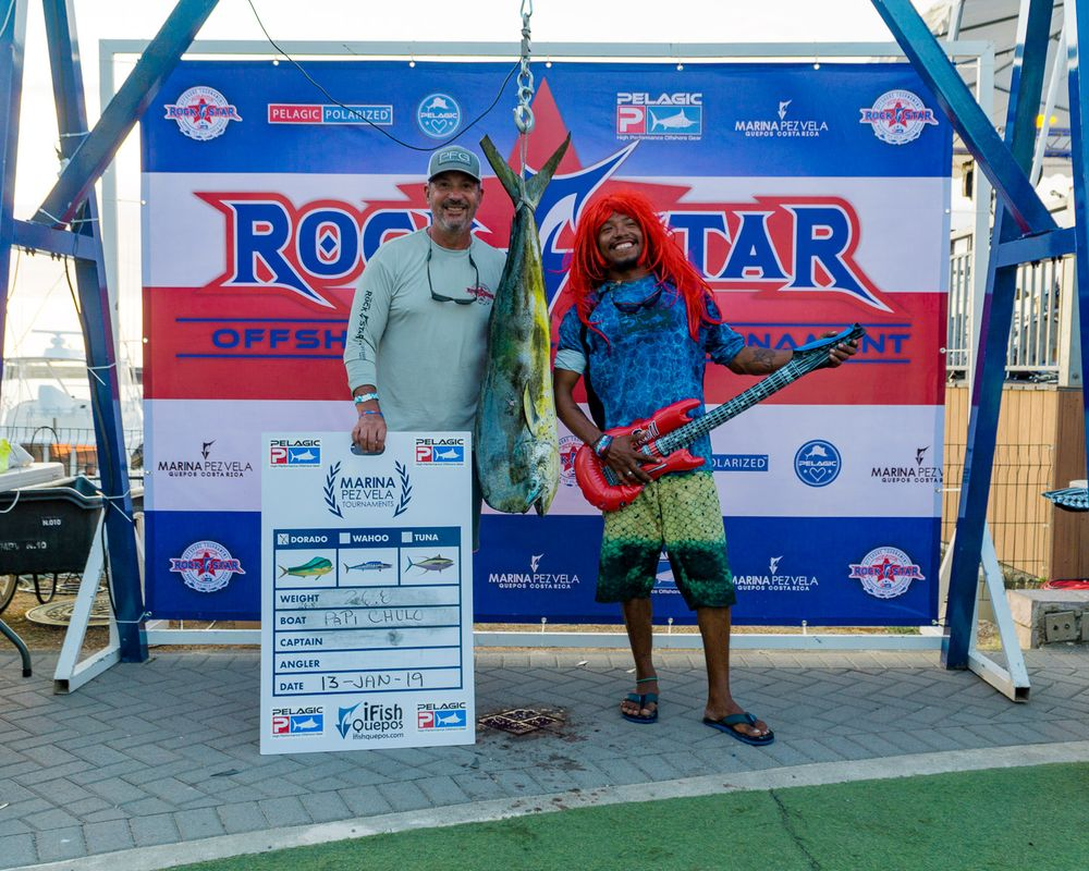 2019 Pelagic Rockstar Offshore Tournament Weigh In Day 2 -23