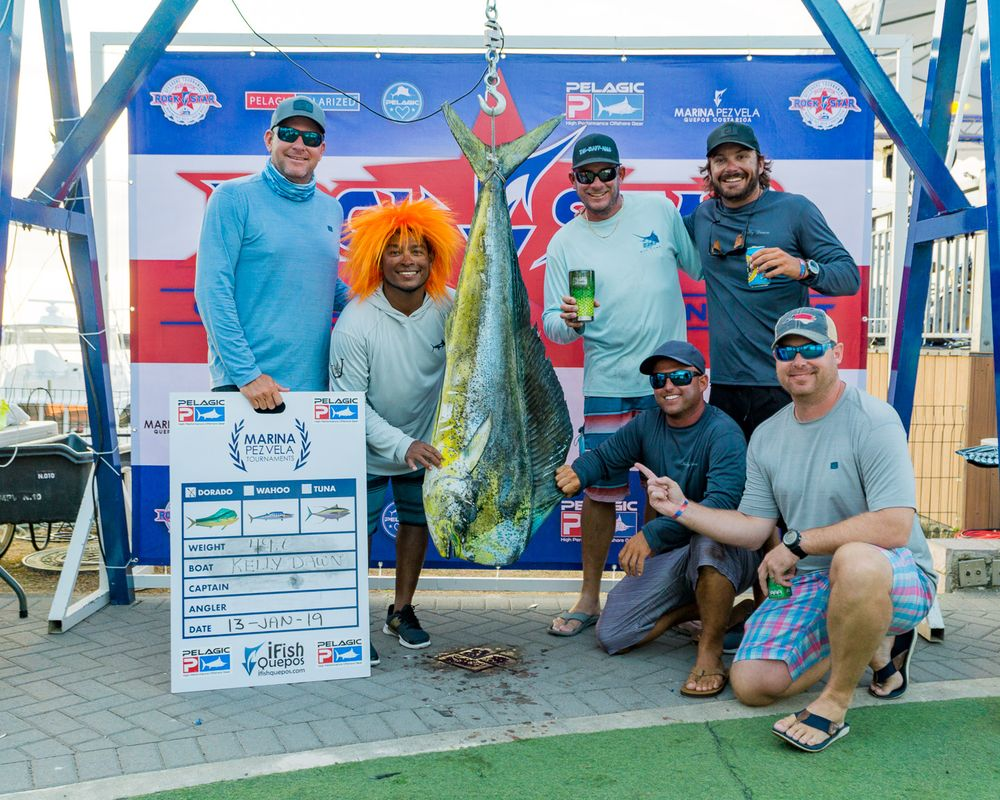 2019 Pelagic Rockstar Offshore Tournament Weigh In Day 2 -24