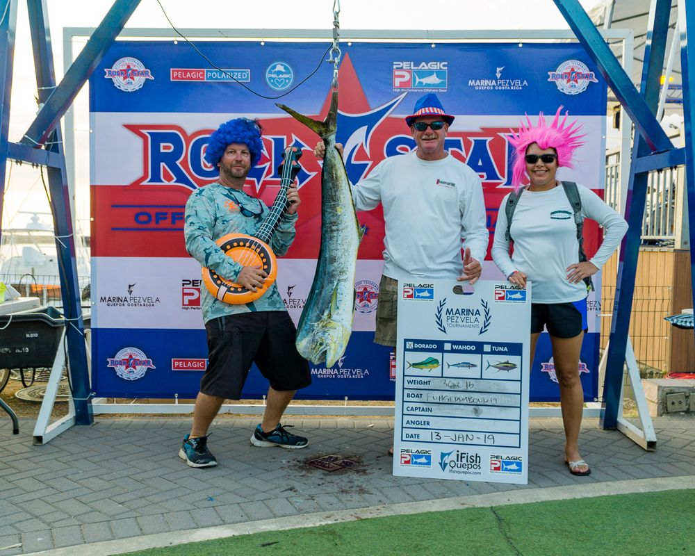 2019 Pelagic Rockstar Offshore Tournament Weigh In Day 2 -25