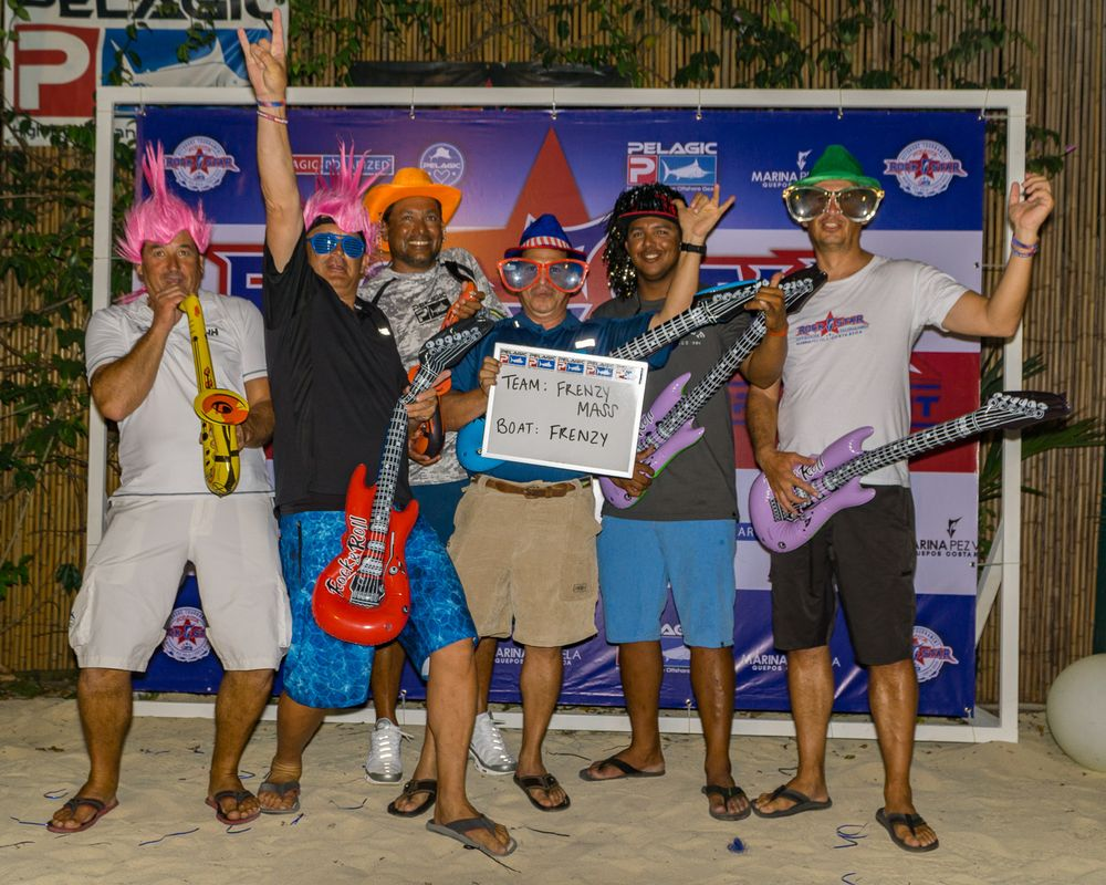 2019 Pelagic Rockstar Offshore Tournament Reg 40
