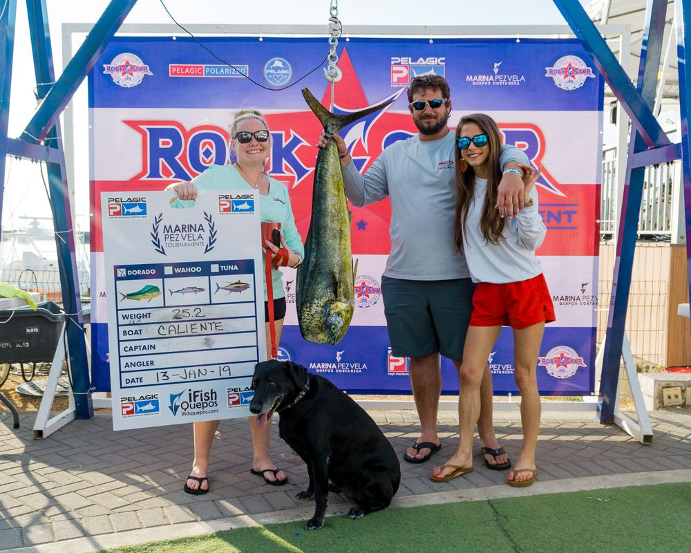 2019 Pelagic Rockstar Offshore Tournament Weigh In Day 2 -5
