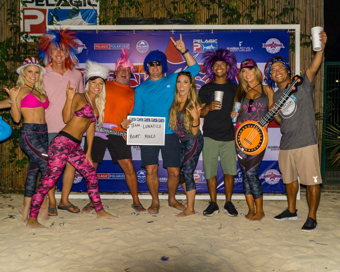 2019 Pelagic Rockstar Offshore Tournament Girls Registration