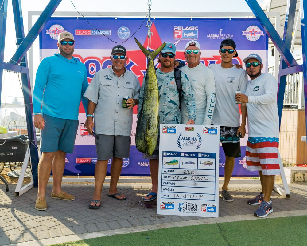 2019 Pelagic Rockstar Offshore Tournament Weigh In Day 2 -6