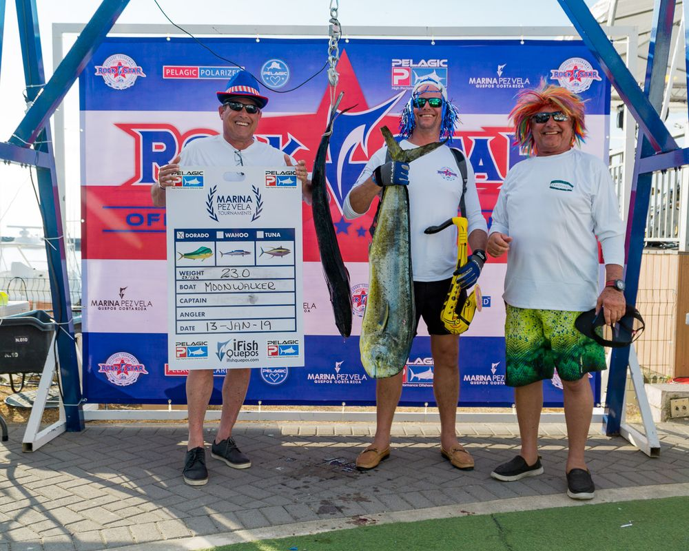 2019 Pelagic Rockstar Offshore Tournament Weigh In Day 2 - 1