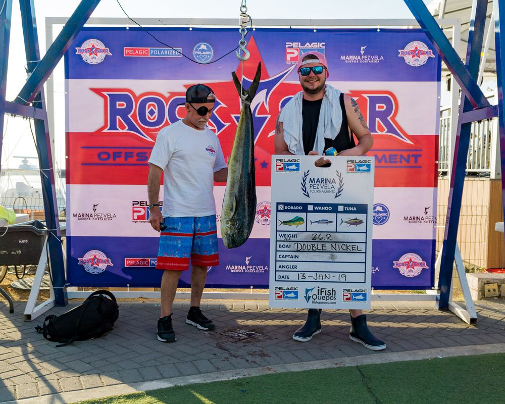 2019 Pelagic Rockstar Offshore Tournament Weigh In Day 2 -8