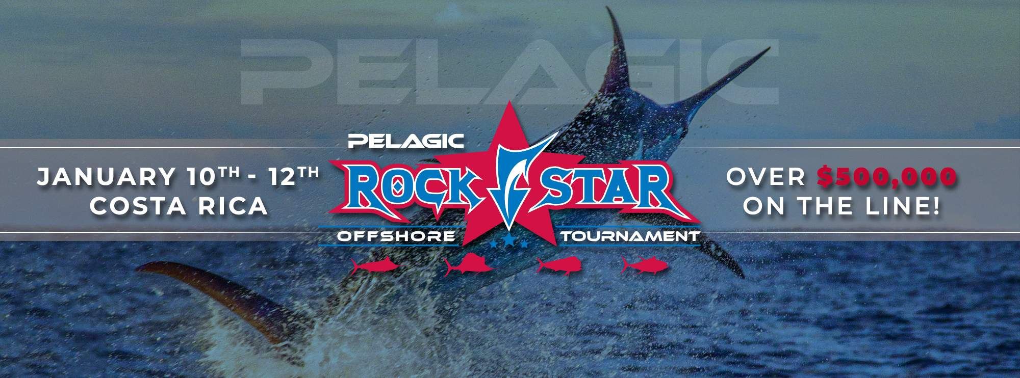 2020 Pelagic Rockstar Offshore Tournament Costa Rica