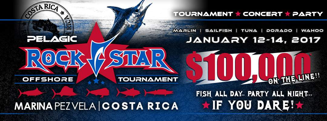 PELAGIC ROCKSTAR! Offshore Tournament