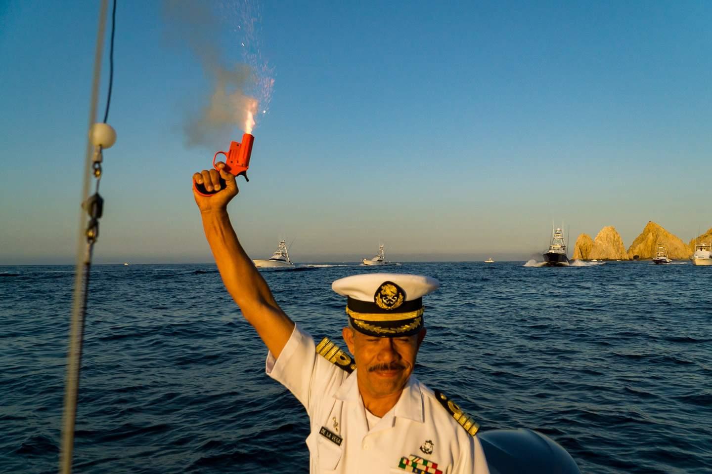 2019 Pelagic Triple Crown Cabo Flare Shot
