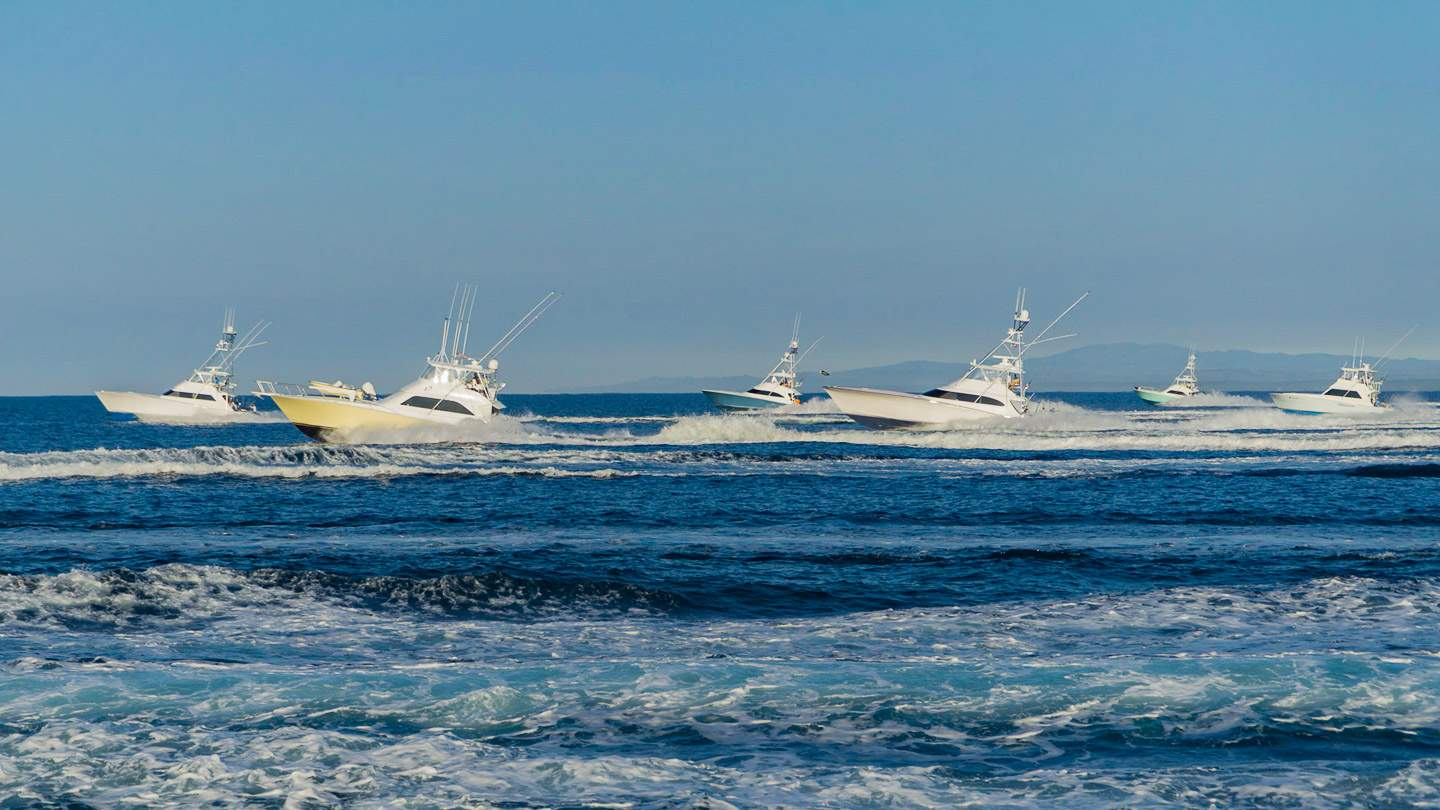 2019 Pelagic Rockstar Offshore Tournament Shotgun Start 1