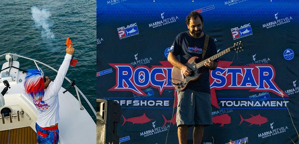 Pelagic Rockstar Offshore Fishing Tournament Costa Rica 1