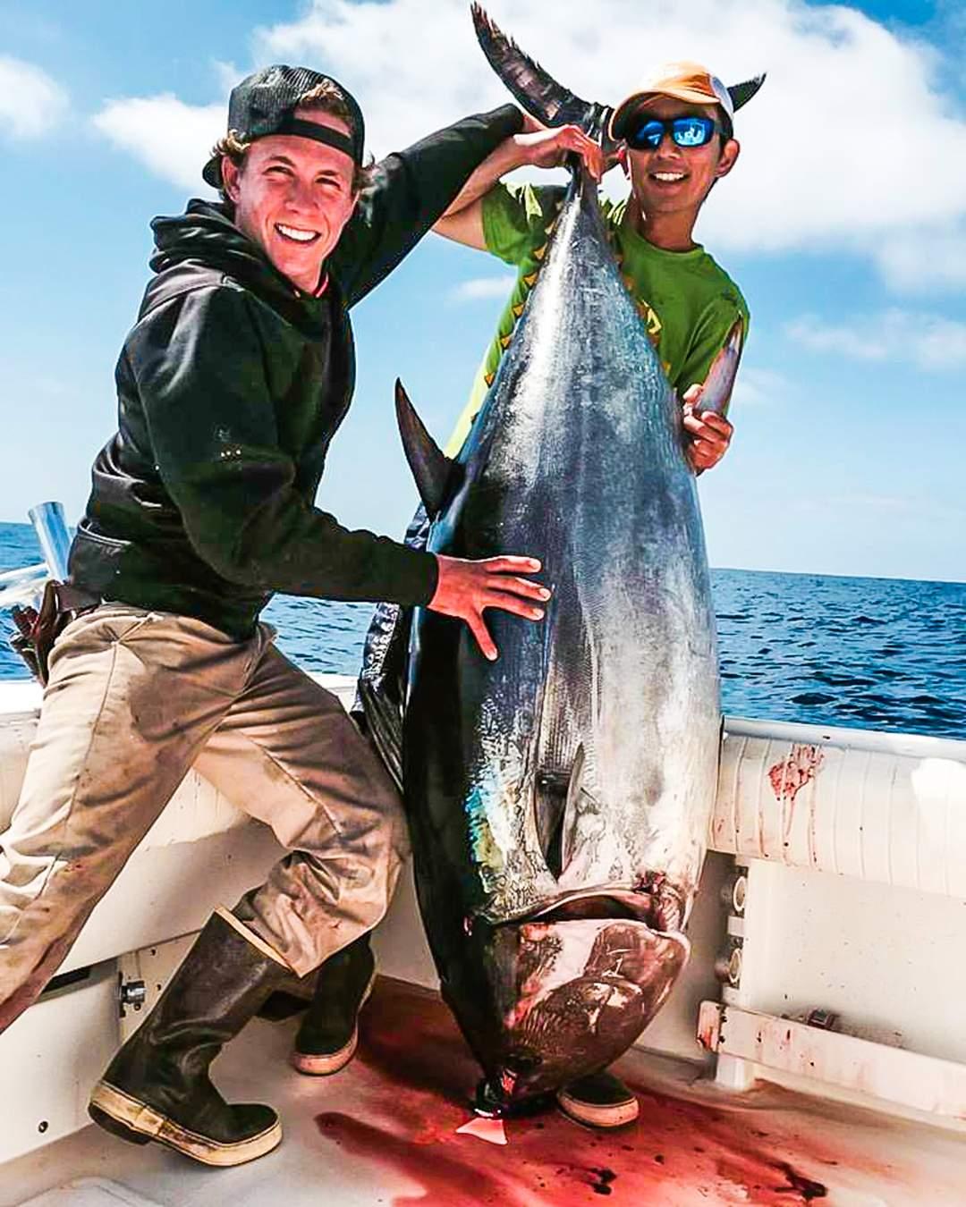 Bluefin Tuna_Southern California_Caleb Peterson