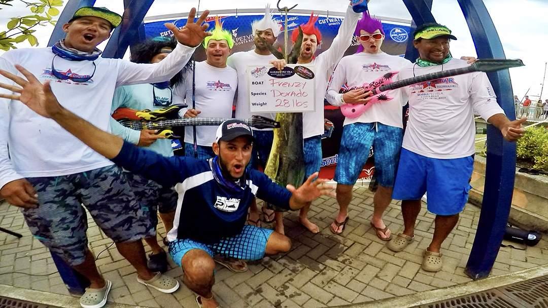 Team Frenzy_PELAGIC ROCKSTAR TOURNAMENT_Marina Pez Vela