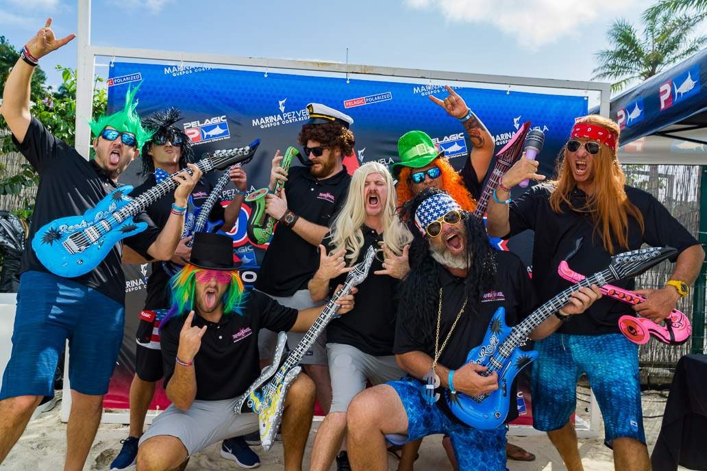 Pelagic Rockstar Offshore Fishing Tournament Costa Rica 12
