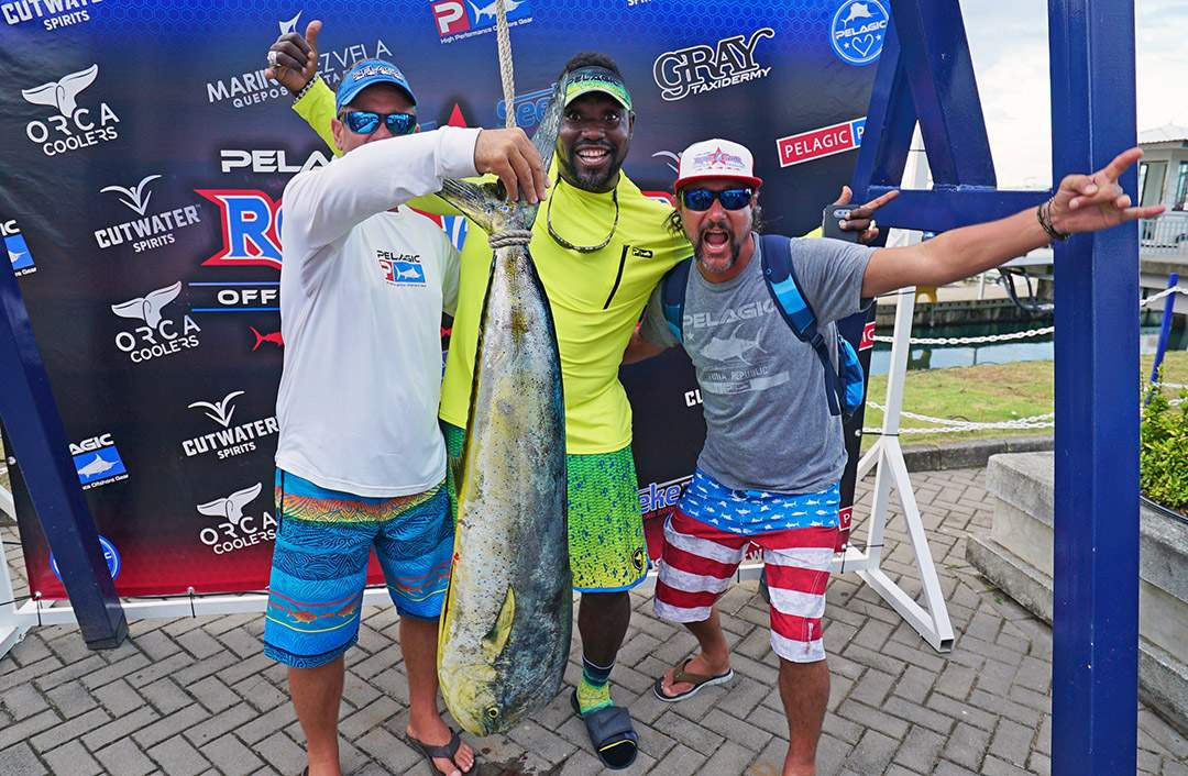 Warren Sapp_PELAGIC ROCKSTAR TOURNAMENT_Costa Rica_Dorado