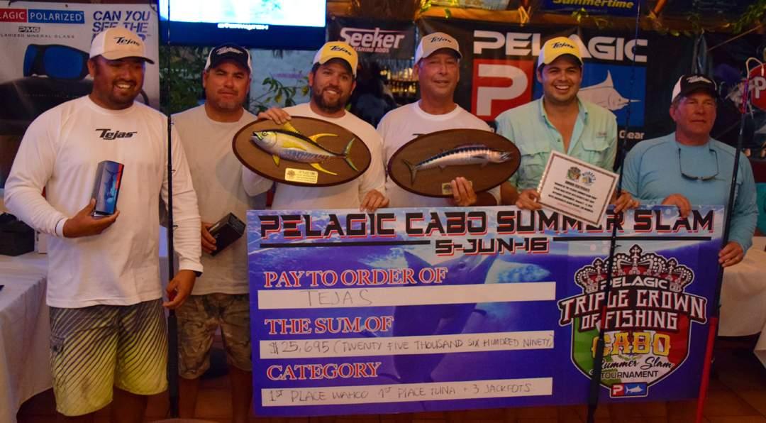 2016 Pelagic Cabo Summer Slam Champions_TEJAS