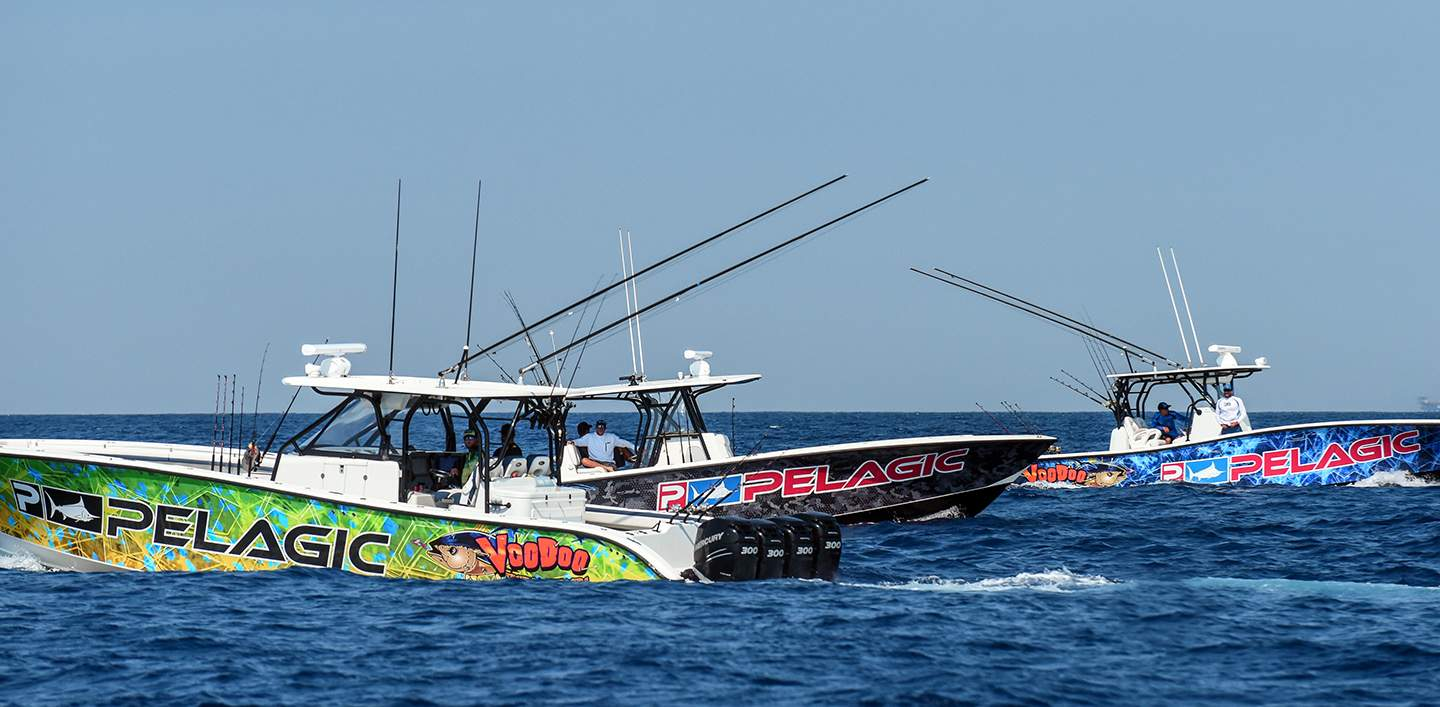 Pelagic Voodoo Fleet Gulf 16
