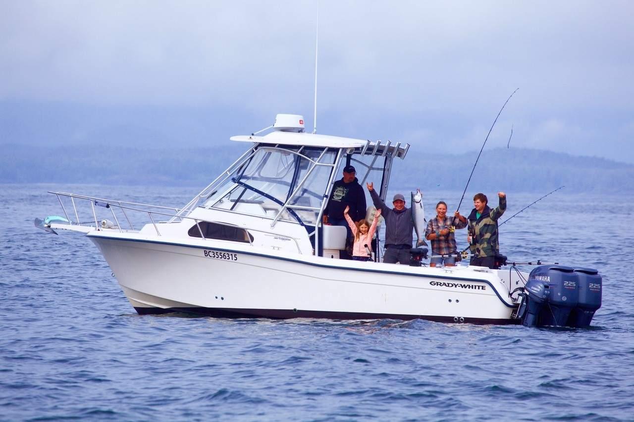 Pelagic Tofino Fishing War Wifi 1