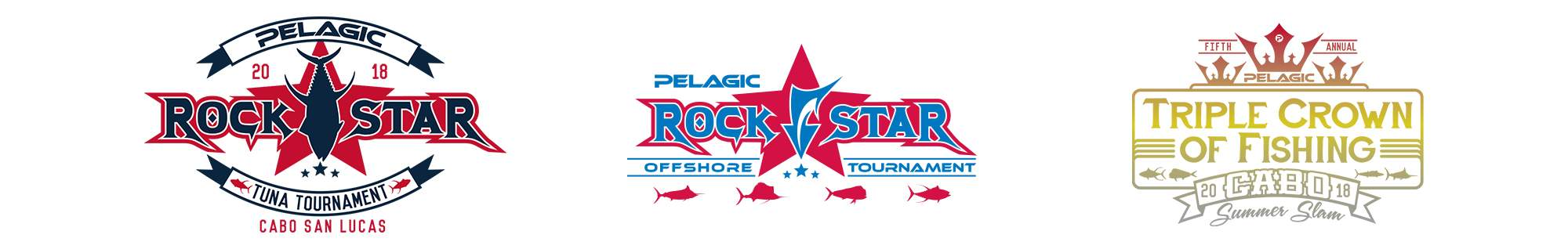 PELAGIC Rockstar Tournaments
