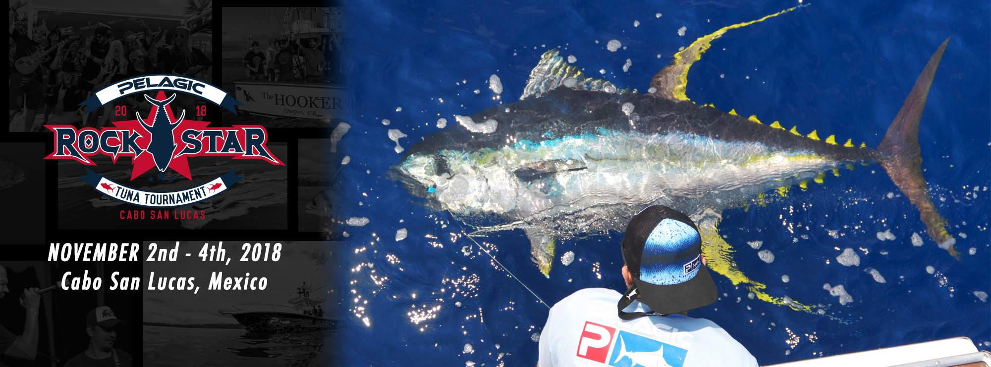 Pelagic Tuna Tournament Cabo San Lucas header