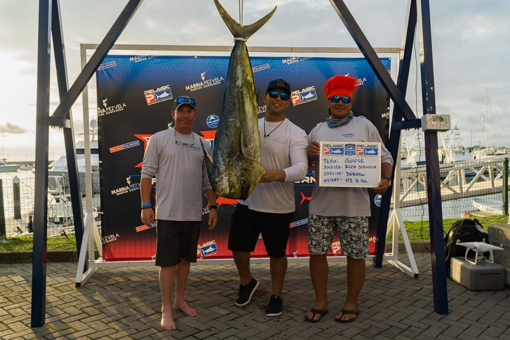 Pelagic Rockstar Offshore Fishing Tournament Costa Rica 16