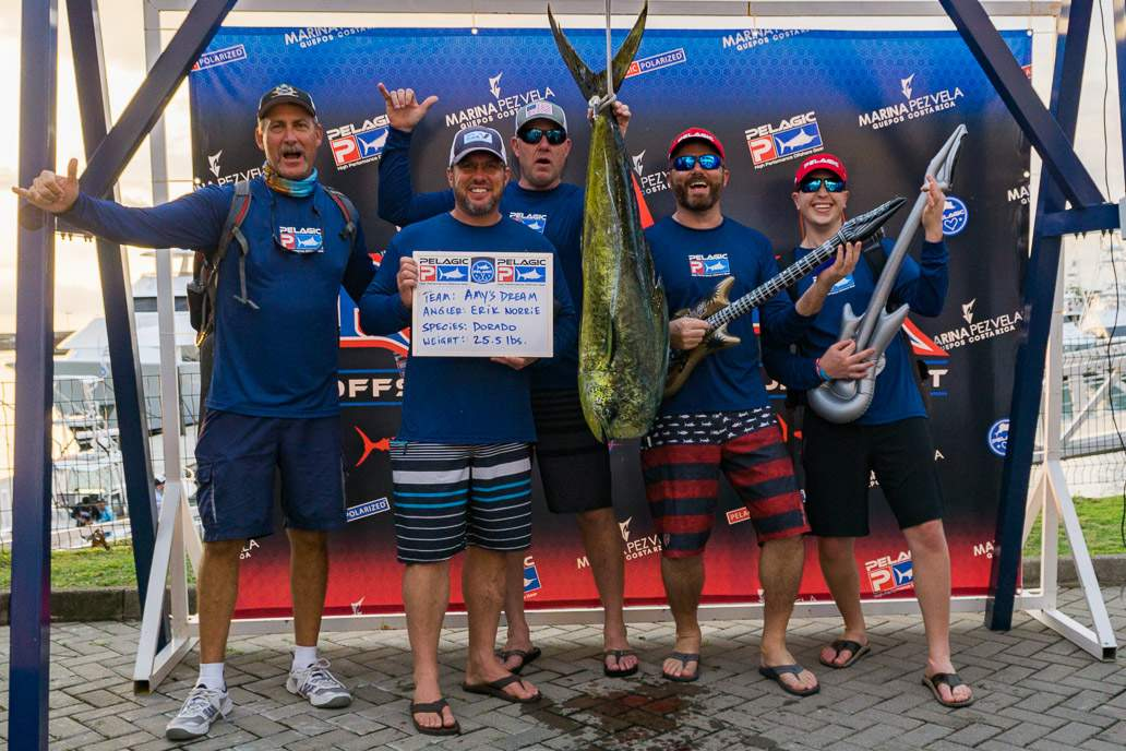 Pelagic Rockstar Offshore Fishing Tournament Costa Rica 18