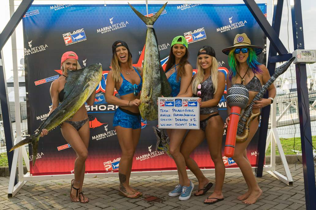 Pelagic Rockstar Offshore Fishing Tournament Costa Rica 19