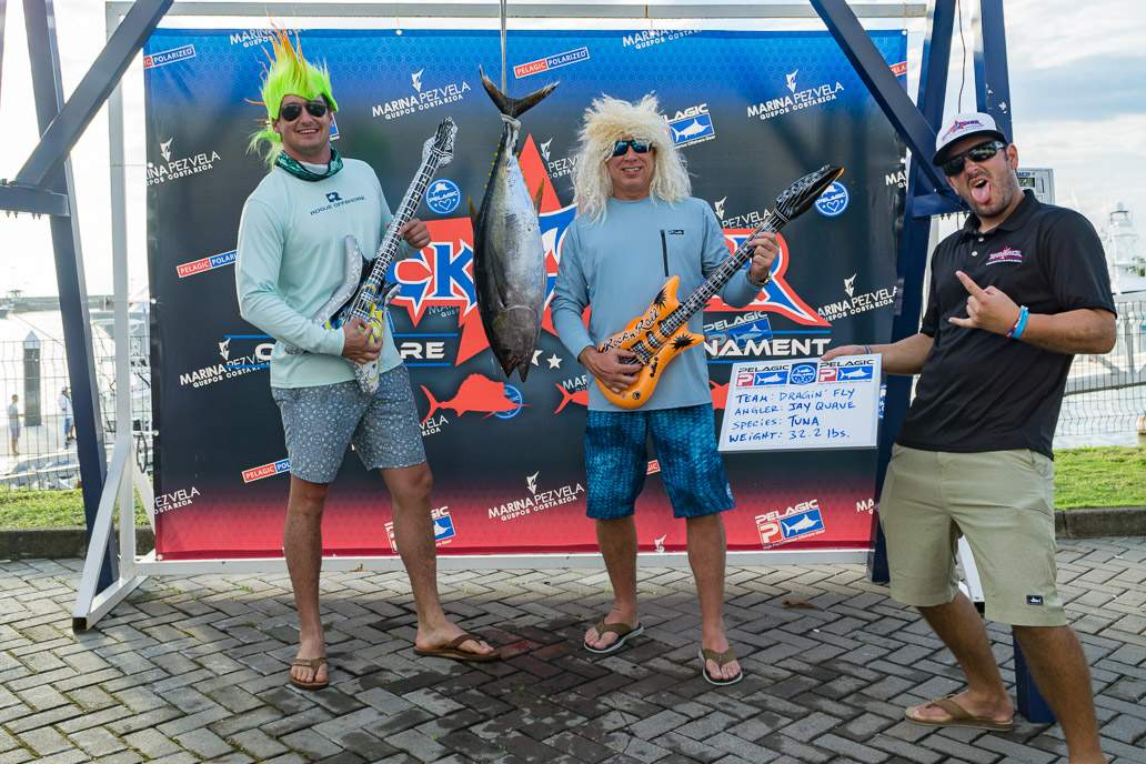 Pelagic Rockstar Offshore Fishing Tournament Costa Rica 21