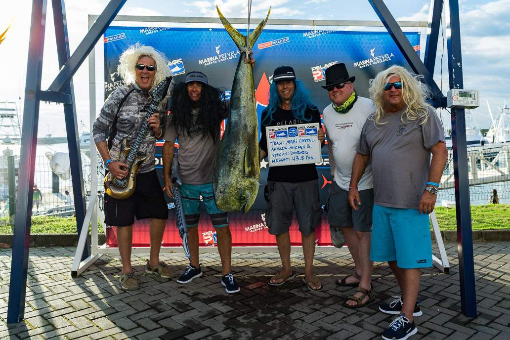 Pelagic Rockstar Offshore Fishing Tournament Costa Rica 22