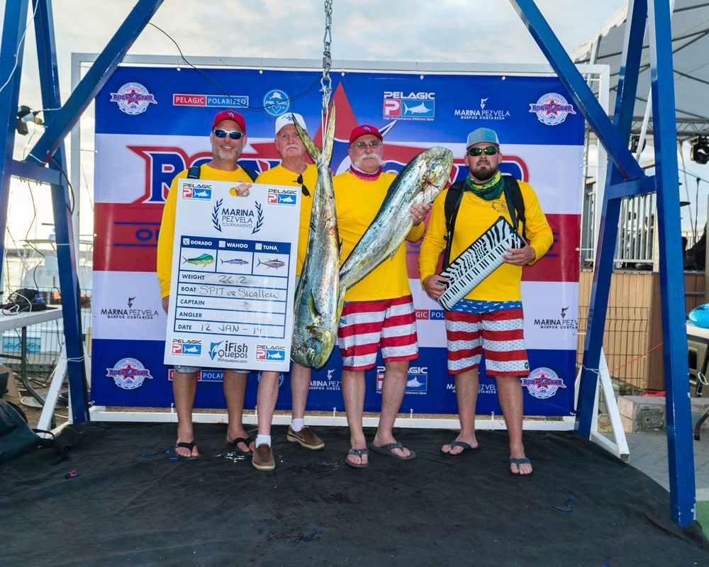 2019 Pelagic Rockstar Offshore Tournament Weigh In Day 1 12