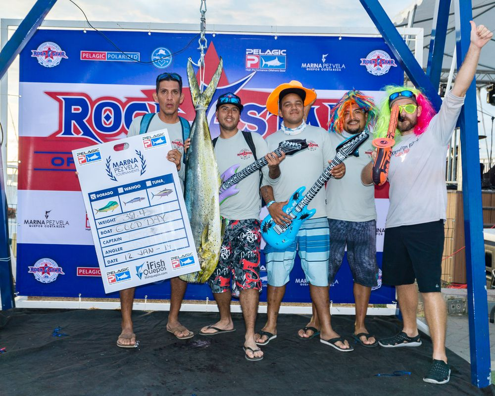 2019 Pelagic Rockstar Offshore Tournament Weigh In Day 1 10