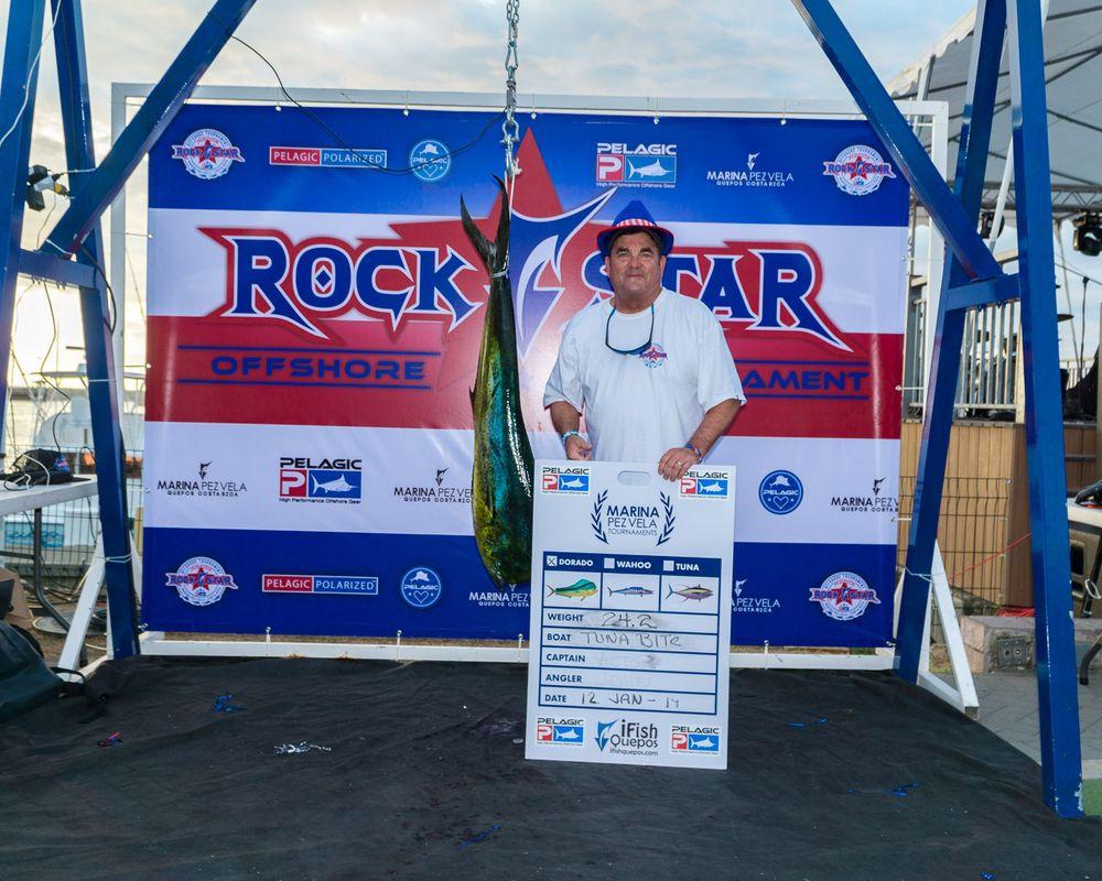 2019 Pelagic Rockstar Offshore Tournament Weigh In Day 1 14