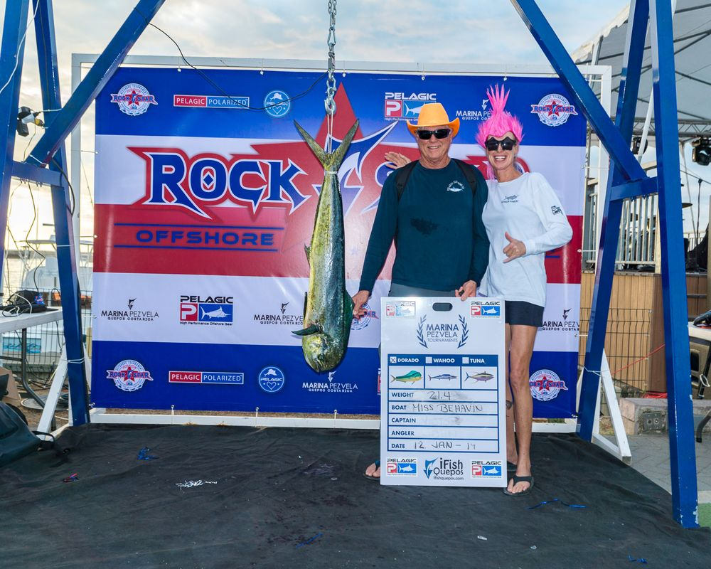 2019 Pelagic Rockstar Offshore Tournament Weigh In Day 1 15