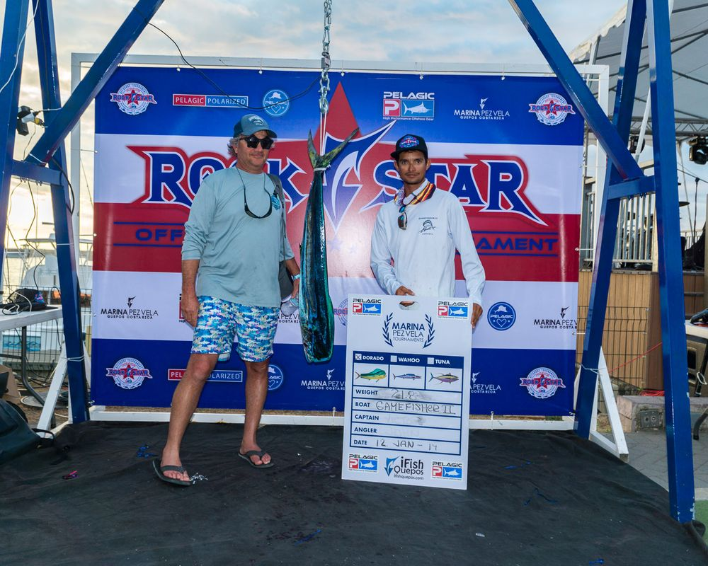 2019 Pelagic Rockstar Offshore Tournament Weigh In Day 1 216