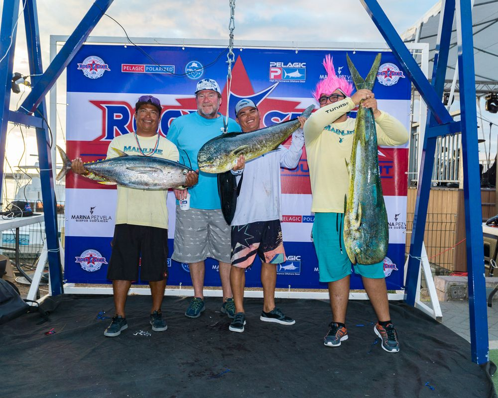 2019 Pelagic Rockstar Offshore Tournament Weigh In Day 1 17